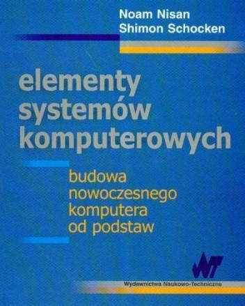 Okładka książki Elementy systemów komputerowych