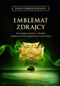 Okładka książki Emblemat zdrajcy