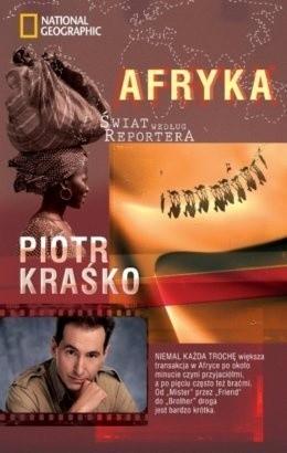 Okładka książki Afryka