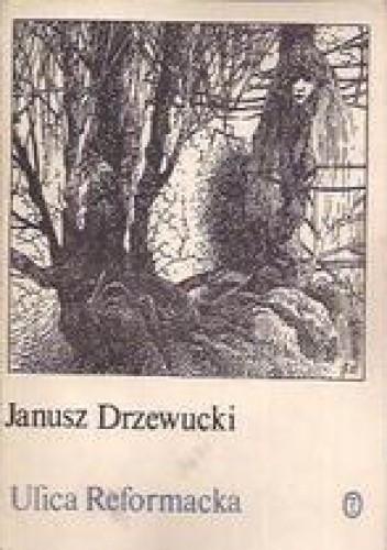 Okładka książki Ulica Reformacka