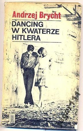 Okładka książki Dancing w kwaterze Hitlera