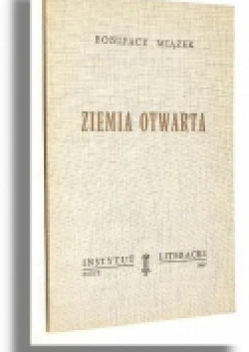 Okładka książki Ziemia otwarta