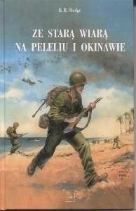Okładka książki Ze starą wiarą na Peleliu i Okinawie