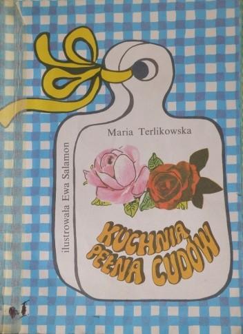 Okładka książki Kuchnia pelna cudów
