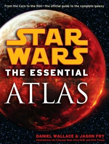 Okładka książki The Essential Atlas