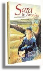 Okładka książki Różany dworek. Sara wyrusza w podróż. Bajarka