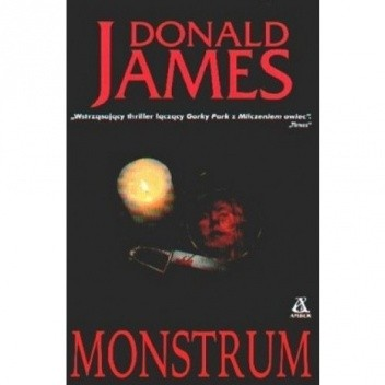Okładka książki Monstrum