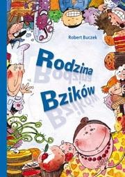 Okładka książki Rodzina Bzików