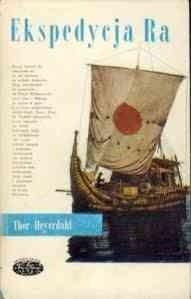 Okładka książki Ekspedycja Ra