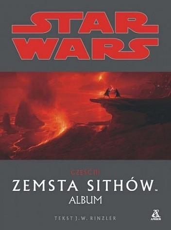Okładka książki Część III. Zemsta Sithów - album
