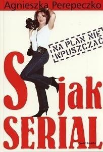 Okładka książki S jak serial