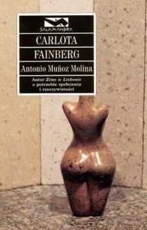 Okładka książki Carlota Fainberg