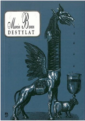 Okładka książki Destylat