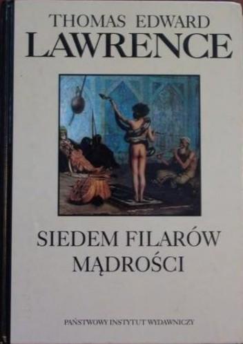 Okładka książki Siedem filarów mądrości