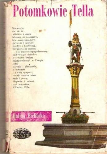 Okładka książki Potomkowie Tella