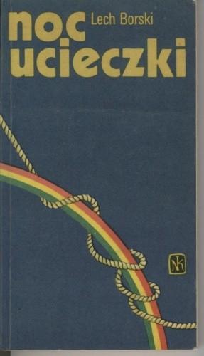 Okładka książki Noc ucieczki