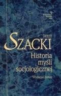 Okładka książki Historia myśli socjologicznej. Wydanie nowe