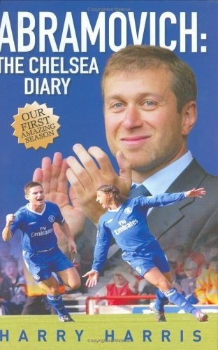 Okładka książki Abramovich: The Chelsea Diary
