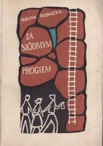Okładka książki Za siódmym progiem