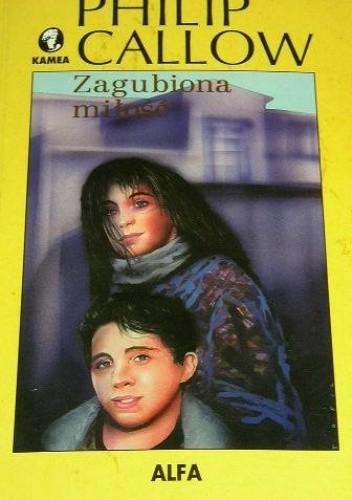 Okładka książki Zagubiona miłość
