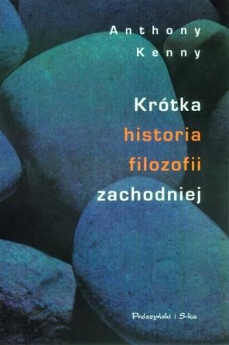 Okładka książki Krótka historia filozofii zachodniej
