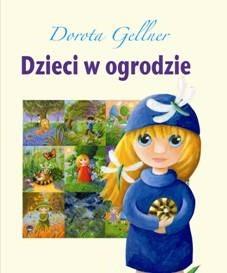 Okładka książki Dzieci w ogrodzie
