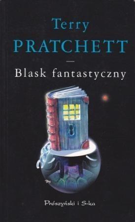 Okładka książki Blask fantastyczny