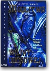 Okładka książki Modlitwa wojny duchowej