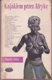 Okładka książki Kajakiem przez Afrykę