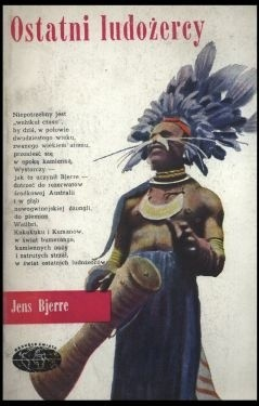 Okładka książki Ostatni ludożercy
