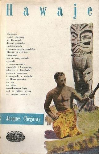 Okładka książki Hawaje