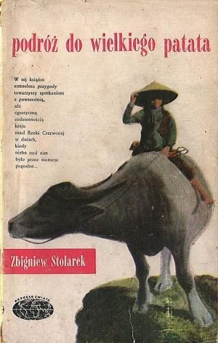 Okładka książki Podróż do wielkiego patata