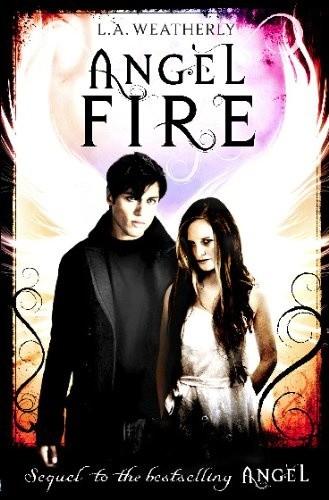 Okładka książki Angel Fire