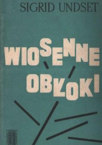 Okładka książki Wiosenne obłoki