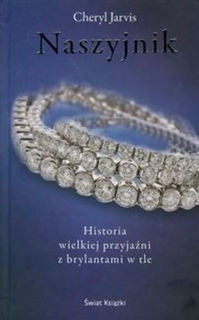 Okładka książki Naszyjnik