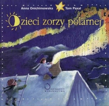 Okładka książki Dzieci zorzy polarnej