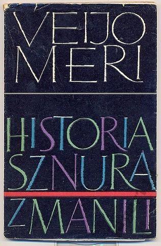 Okładka książki Historia sznura z Manili