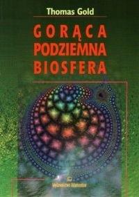 Okładka książki Gorąca podziemna biosfera