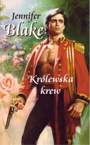 Okładka książki Królewska krew