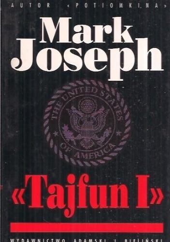 Okładka książki Tajfun I