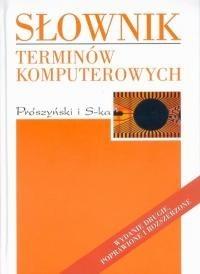 Okładka książki Słownik terminów komputerowych