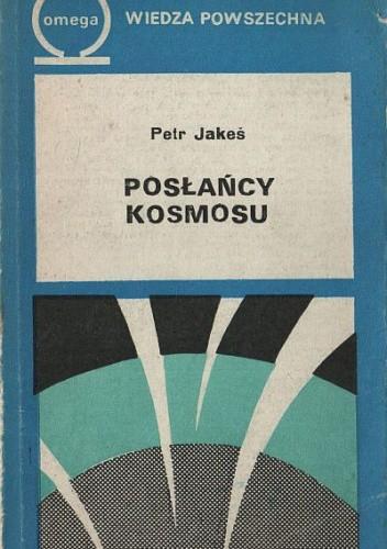 Okładka książki Posłańcy kosmosu