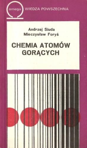Okładka książki Chemia atomów gorących