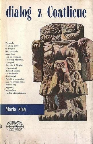 Okładka książki Dialog z Coatlicue