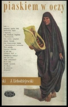 Okładka książki Piaskiem w oczy