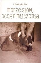 Okładka książki Morze słów, ocean milczenia