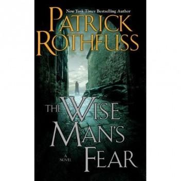 Okładka książki The Wise Man's Fear