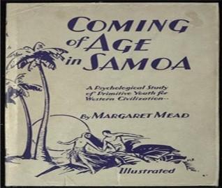 Okładka książki Coming of Age in Samoa