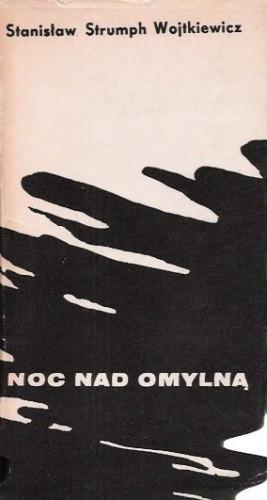 Okładka książki Noc nad Omylną : opowieść z roku 1945