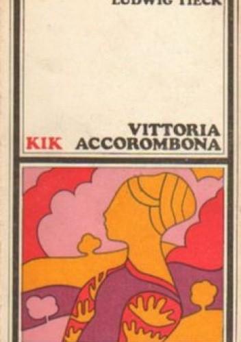 Okładka książki Vittoria Accorombona
